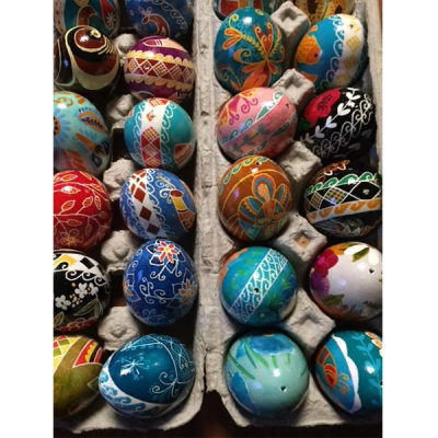 A Thousand Prayer Eggs